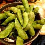 豊後酒場 - 枝豆