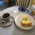 Chiffon's Cafe - ハーフシフォンSET