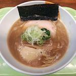 53198624 - 【拳10ラーメン + 煮玉子】¥800 + ¥50