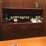 ステーキハウス バロン - ワインセラーは別にありました^^;