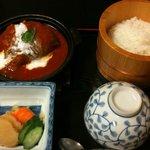 グルメ厨房 生田 - お好みキャベツロールご飯(900円)