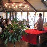 オレンジ カウンティ Cafe - 2010/10/3 桂 三若さん落語ライヴ
