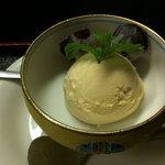 グルメ厨房 生田 - アイスクリーム