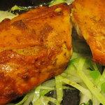 プリンス インドレストラン - タンドリーチキン