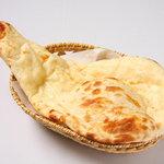 Chai - タンドール(窯)で焼きアツアツでモッチモチの当店自慢のナン