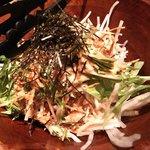 羽屋 - 大根サラダ