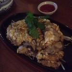 クローバー - 牡蠣と玉子