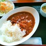 もみじ茶屋 - ハヤシライス