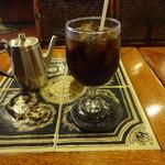 アカシヤ - アイスコーヒー