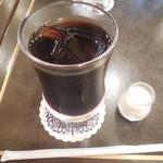 キングストン - アイスコーヒー ¥550-