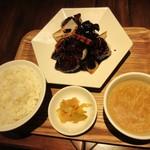万豚記 - 黒酢酢豚