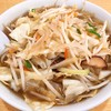 青龍 - 料理写真:野菜らーめん(700円)