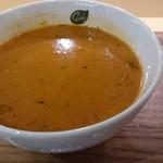 トゥルー スープ - ローステッドトマトチャウダー