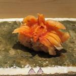 鮨 なかや - 赤貝