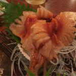 与太呂 - 与太呂の赤貝は凄いんです!