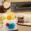 串家物語 - 料理写真:デザートと串揚げ