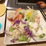 串家物語 - サラダ