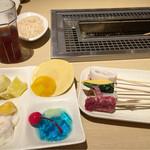 串家物語 - デザートと串揚げ