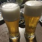 うめだ阪急ビアガーデンマルシェ -