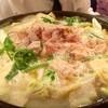 旨いもの家 いま井 - 料理写真:『あんこう鍋』様、白菜メインに白味噌と鮟肝で仕上げた濃厚且つ豪勢なお鍋様♡