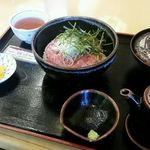 53212195 - 牛トロ丼