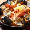 今夜もワイン - 料理写真:魚介のパエリア