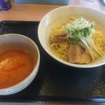 麺処福吉 極 - 冷し胡麻坦々つけ麺
