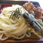 さぬき一番 - ざるセット(*´д`*)550円