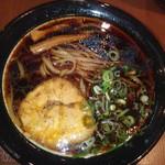 53224996 - 大阪ブラック・太麺