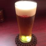 焼鳥ながた - 生ビール