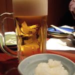 土風炉 - 生ビール