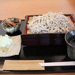 宗庵 - 料理写真:十割そば1,000円(税込)
