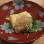 小料理 鈴木 - 出汁巻き