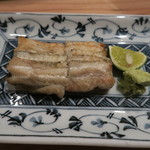 小料理 鈴木 - うなぎ白焼き 炭火焼
