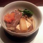 湯回廊 菊屋 - 煮物