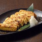 椎葉 - 料理写真:ほんのり甘い玉子焼き