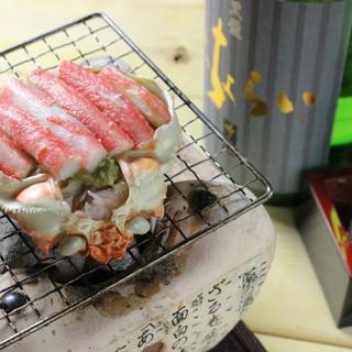 北海道直送!フードセレクション金賞受賞のお墨付きの蟹