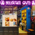 デリリウムカフェ SENDAI - 入り口