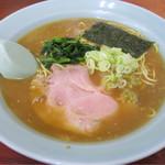 ラーメン御殿 - 201606 ラーメン(味噌)500円