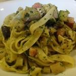イタリアンレストラン Zucca - 魚介のジェノベーゼ