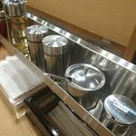 マルショウ - 混ぜ麺用の味変化アイテム