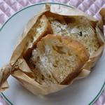 薪窯天然酵母パン工房 オ フルニル デュ ボワ - フレンチトースト300円