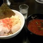 53236032 - 辛味噌つけ麺(1050円)