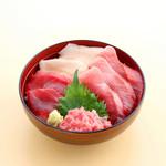 魚寅鮨 - まぐろづくし