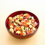 魚寅鮨 - 海鮮バラちらし