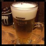53237612 - 生ビール 150円
