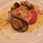 アッラマーノ - 魚料理