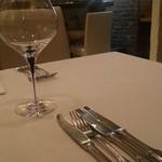 アッラマーノ - テーブル