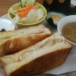 そらパンそらカフェ - 料理写真: