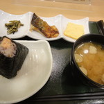 おだむすび - しゃけ+お魚セット